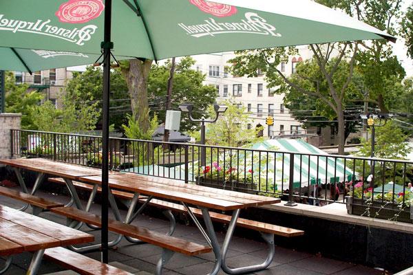 bohemian hall vip balcony - Bohemian Beer Garden