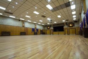 Bohemian Hall Main Hall