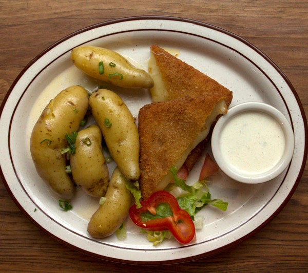 "Fried Muenster  "" Smazak"" *"