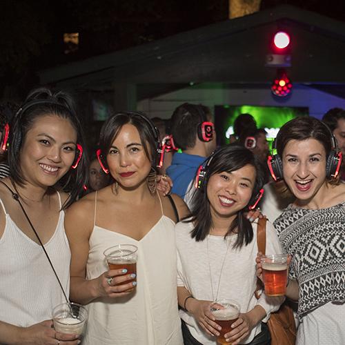 White-Party Quiet Clubbing