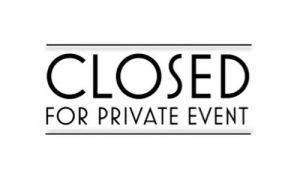 closed-private-event