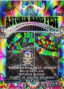 Astoria Band Fest 2017