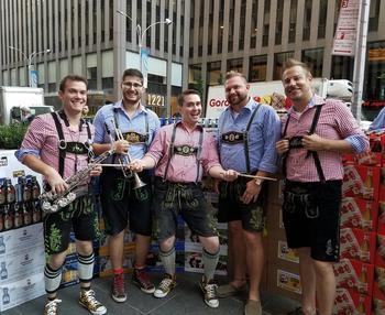 Bratwurst Boys