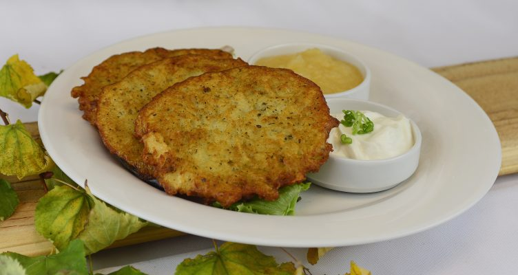 Czech Potato Pancake *