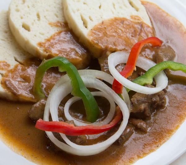 Pilsner Beef Goulash