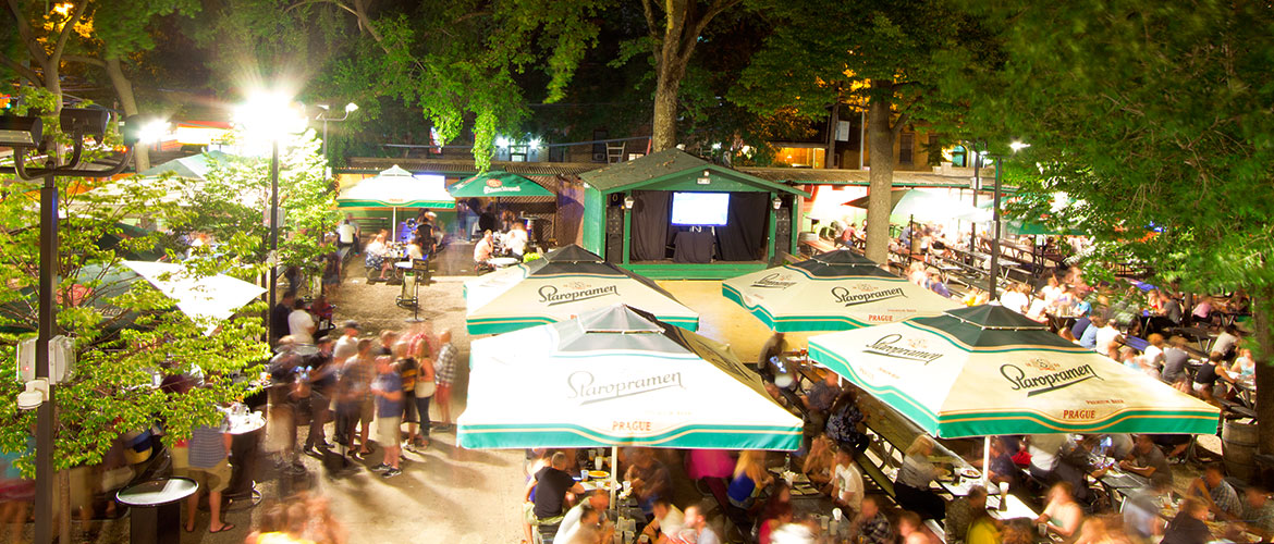 Bohemian Hall And Beer Garden Bohemian Hall And Beer Garden Of